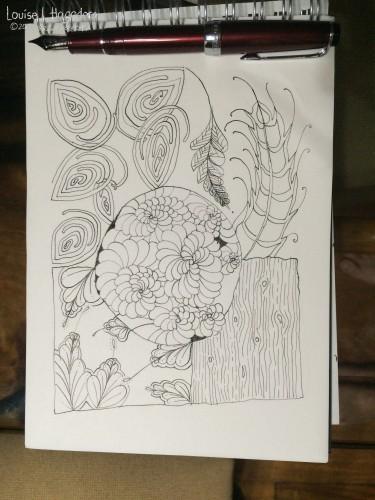 doodling-with-a-saibi-togi