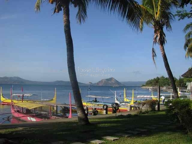 Lake view of the Taal Lake Yacht Club